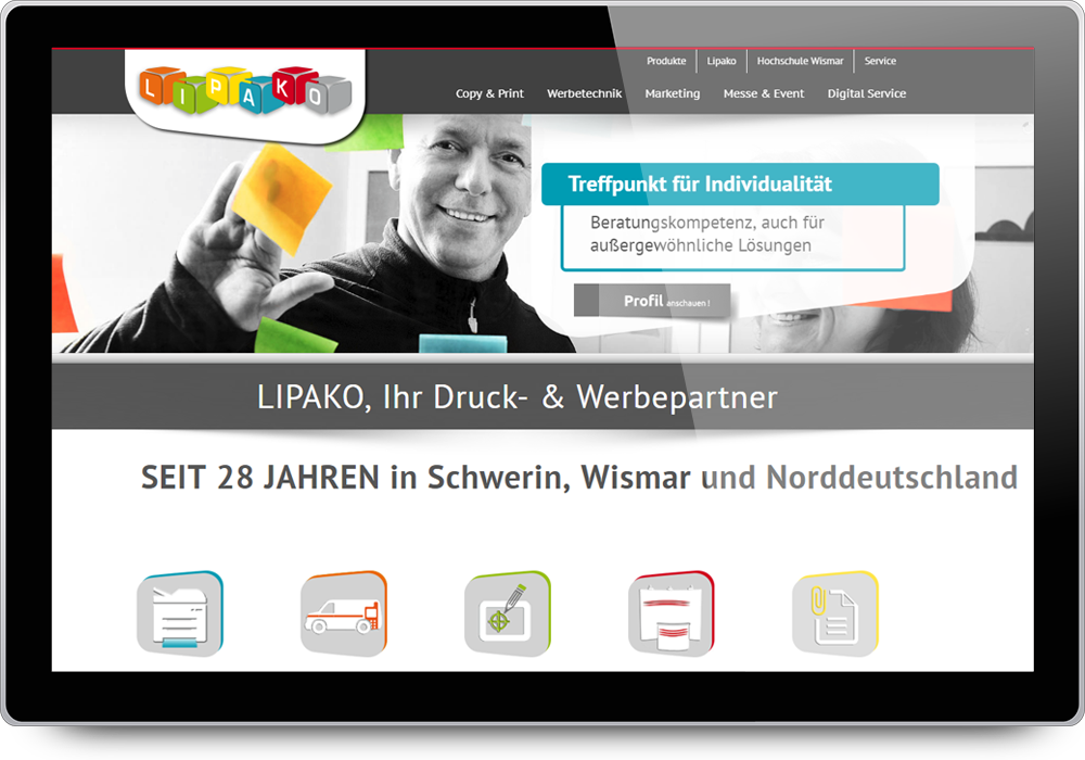 Lipako Website